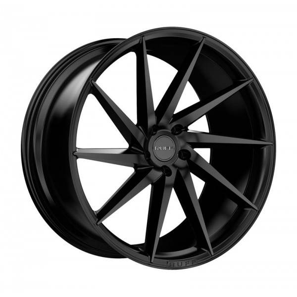 R2 SATIN BLACK 5 ET 38 CB 73.1 - SATIN BLACK