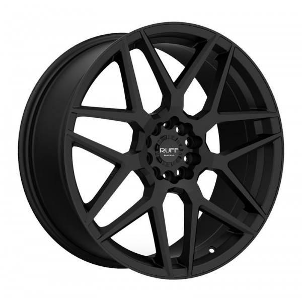 R351 FLAT BLACK 5x100 ET 40 CB 73.1 - FLAT BLACK