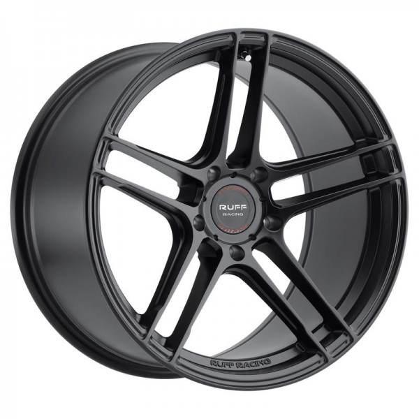 RS1 GLOSS BLACK 5 ET 25 CB 76.1 - GLOSS BLACK