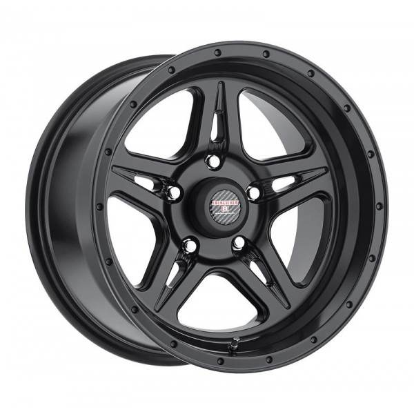 STRIKE 5 MATTE BLACK 5 ET -6 CB 83.7 - 5 MATTE BLACK