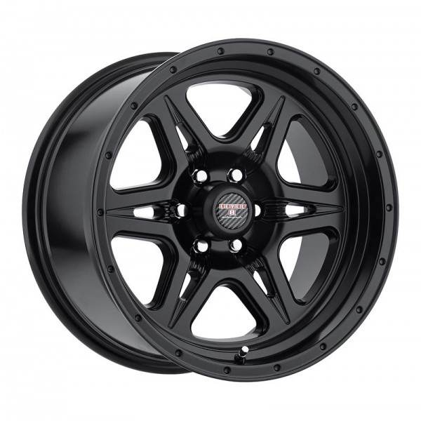 STRIKE 6 MATTE BLACK 6 ET -6 CB 83.7 - 6 MATTE BLACK