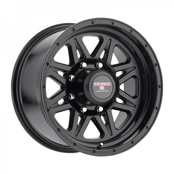 STRIKE 8 MATTE BLACK 8 ET -6 CB 130.8 - 8 MATTE BLACK