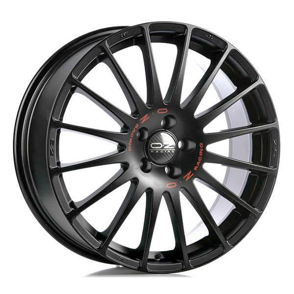 OZ Superturismo Black 5 ET 35 CB 75.1 - Superturismo Black
