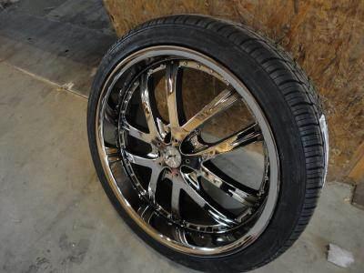 Snoop Black Chrome (M543) 5 ET 42 CB 74.1 - Black Chrome (M543)