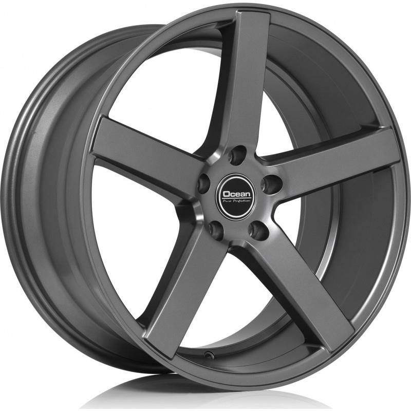 OCEAN WHEELS Cruise Antracit Matt 5 ET 45 CB 72.6 - WHEELS Cruise Antracit Matt