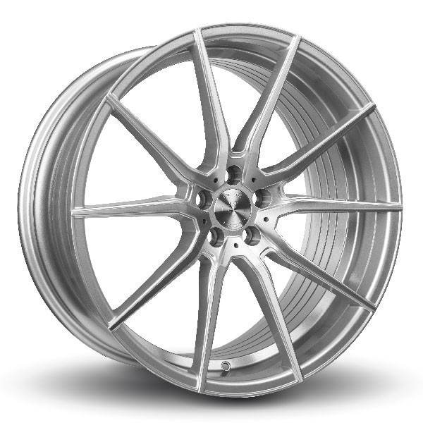 Imaz Wheels Imaz Wheels FF550 8.5x19 ET38 S-P BRUSH 19x8,5 5/108 N74,1