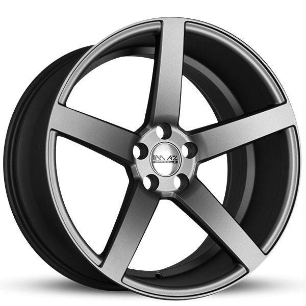 Imaz Wheels IM3 9.5x19 ET38 MKM 5x120 ET 38 CB 74.1 - Imaz Wheels