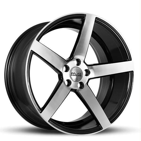 Imaz Wheels IM3 9x18 ET38 B-P 5x105 ET 38 CB 74.1 - Imaz Wheels