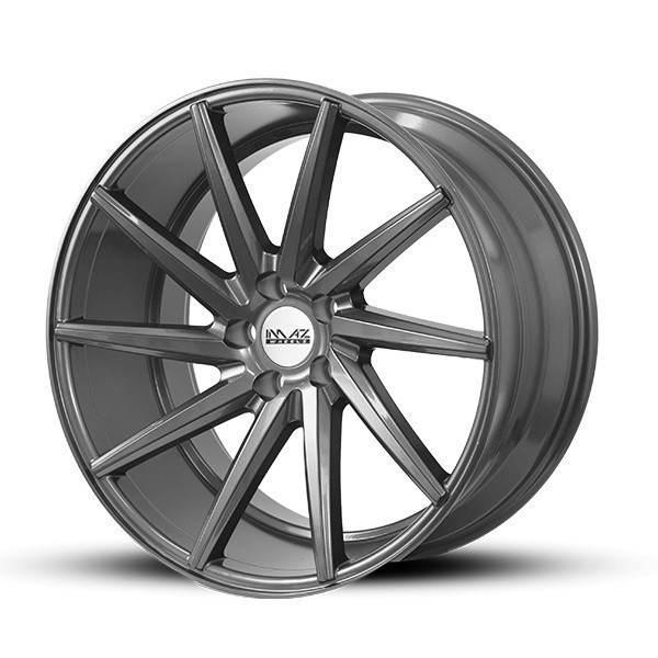 Imaz Wheels IM5 Left 8x18 ET38 GM 5x108 ET 38 CB 74.1