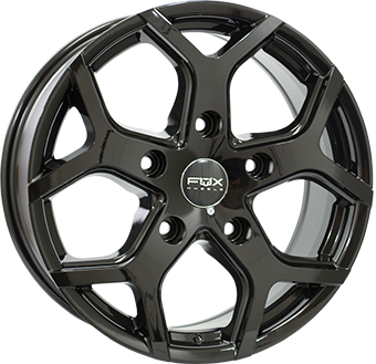 7,5X18 FOX VIPER 4 5/114,3 ET45 CH73,1 Gloss Black 5 ET 45 CB 73.1 - FOX