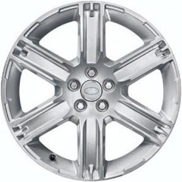 8,0X19 LR STYLE 4 5/108 ET45 CH63,4 Hyper Silver 5 ET 45 CB 63.4 - OEM Original
