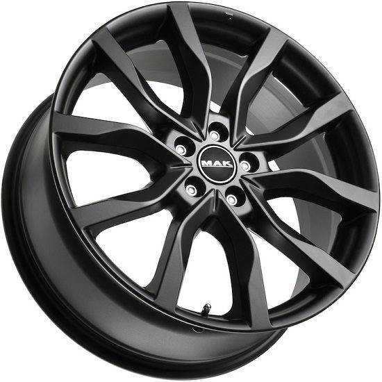 Highlands dark MAK Highlands dark 19x8 5/108 N63,4