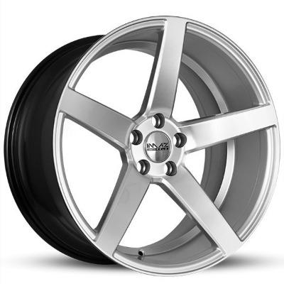 Imaz Wheels IM3 9x18 ET38 Silver 5x108 ET 38 CB 74.1 - Imaz Wheels