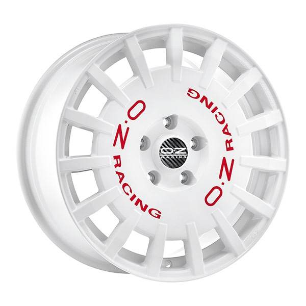 OZ Rally Racing White 4 ET 35 CB 68.1 - Rally