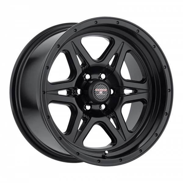 STRIKE 6 MATTE BLACK 6 ET 0 CB 108.1 - 6 MATTE BLACK