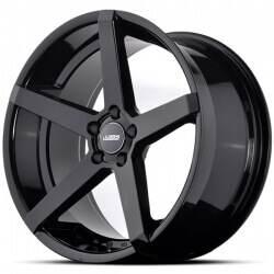 ABS355 GLOSSY BLACK fälgar