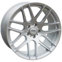 Ocean Wheels Caribien Silver fälgar