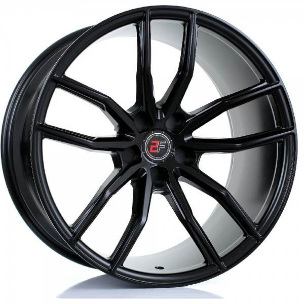 2FORGE ZF4 MATT BLACK 5x127 ET 5-45 CB 74.1 - ZF4