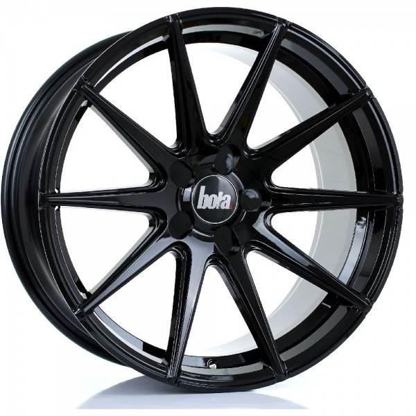 BOLA CSR GLOSS BLACK 5x98 ET 25-45 CB 74.1 - CSR