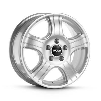 OXXO Ullax Silver 5 ET 50 CB 66.6 - Ullax