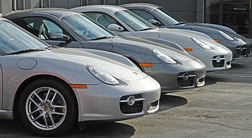 Porsche N-klassade däck