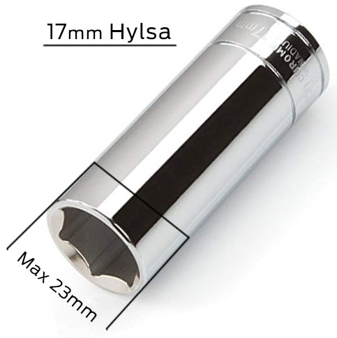 Hylsa Hex 17